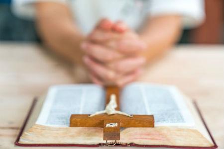 Kristieša lūgšana