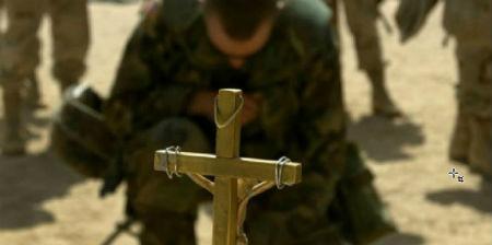 Kristiešiem nav pavēlēts karot