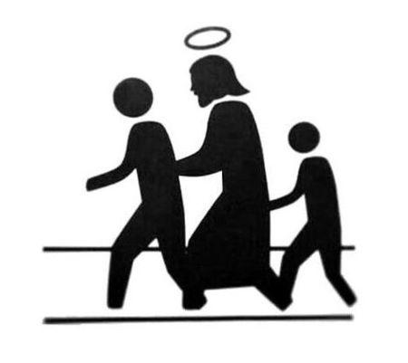 kristīgā dzīve kā gājiens