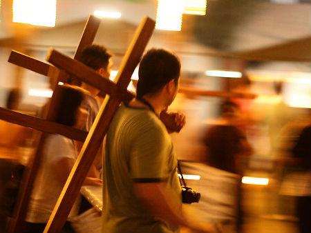 Kristīga dzīve un krusts