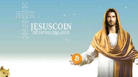 kristīgā kriptovalūta Jesus Coin