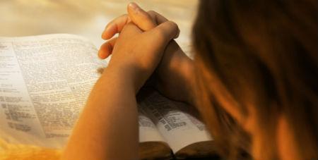 Kristīgas lūgšanas priekšnoteikums