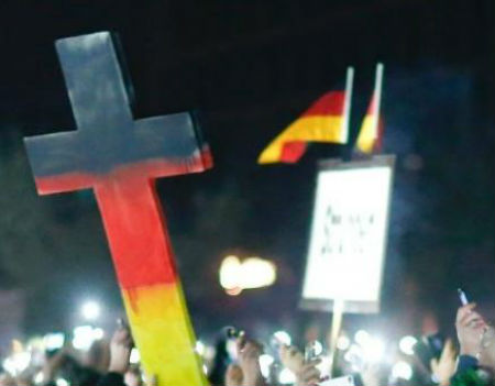 Kristīgo ļaužu skaits Vācijā sarukšot uz pusi