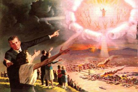 Kristus atnākšanas zīmes