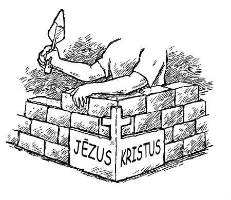 Kristus ir stūra akmens