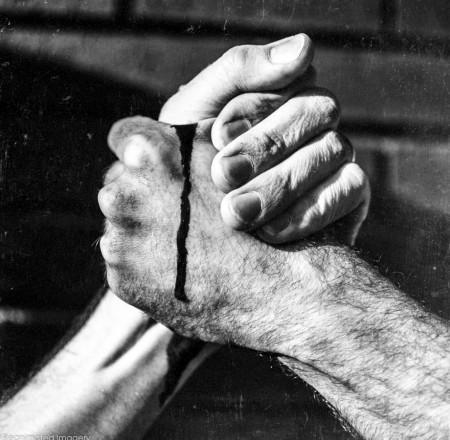 Kristus kļuvis par ķīlu