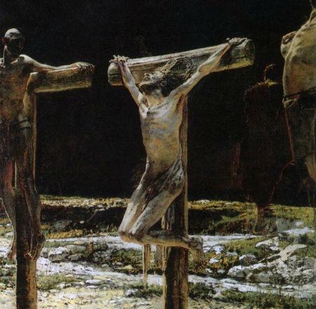 Kristus krusts ir Dieva spēks, kas jūs iepriecina