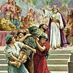 Kristus mums sniedz pilnīgu priekšstatu par viltus kristieti