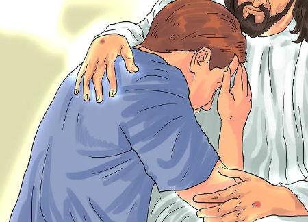 Kristus mūs ir pieņēmis
