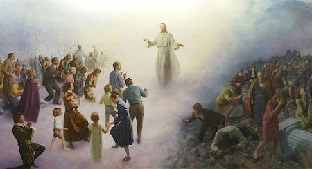 Kristus nāks tiesāt