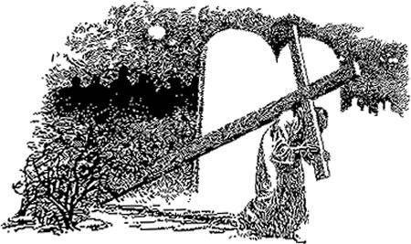 krusta-neseja-siluets
