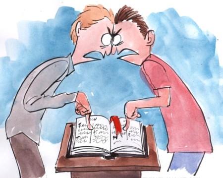 Kur tiek sludināta pareiza mācība, tur vienmēr uzrodas oponenti