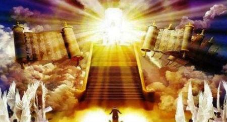 Lai iekļūtu Debesu valstībā, ir nepieciešama kaut kāda taisnība