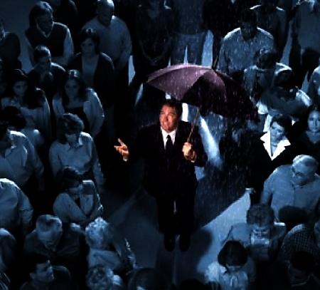 lietussargs pasargā un neviens nevar apsūdzēt