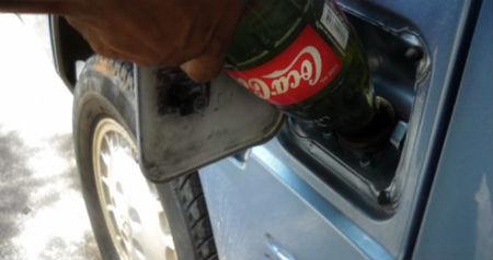 Limonāde degvielas vietā