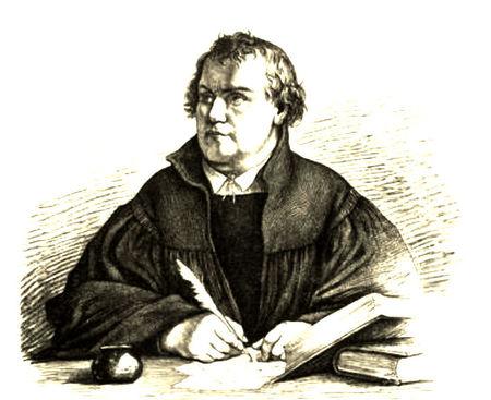 Lutera pamācību vēstule kristiešiem Rīgā