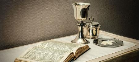 Luteriskā mācība par Svēto Vakarēdienu un tā iestādīšanas vārdi