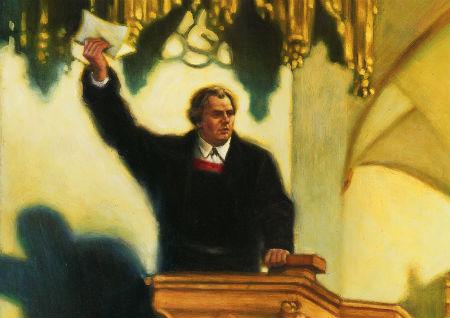 Luters par kristīgo vienotību
