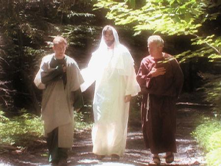 mācekļi uz Emavas ceļa