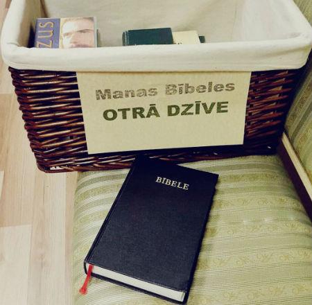 Manas Bībeles otrā dzīve