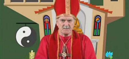 Montī Paitona dalībnieks dibina baznīcu
