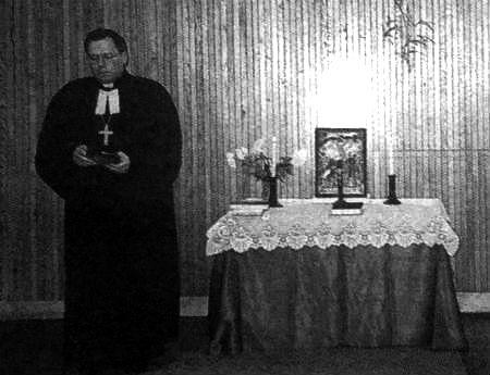 Mūžībā aizsaukts viens no konfesionālo luterāņu mācītājiem