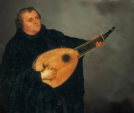 Mūzika ir būtisks ierocis cīņā pret velnu