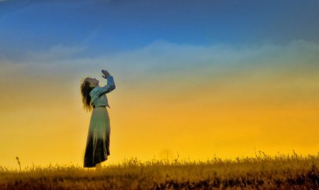Nav viegli nelaimes brīdī slavēt To Kungu