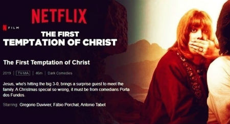 Netflix nokaitina daudzus kristiešus