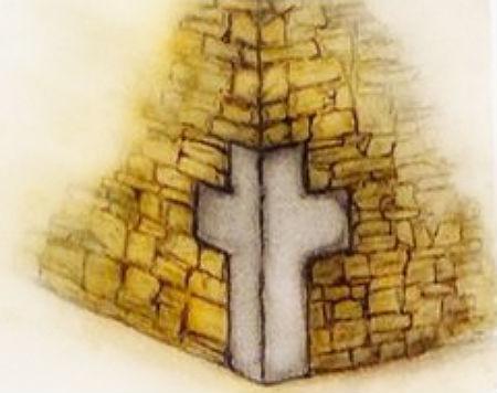 pamats - Jēzus Kristus