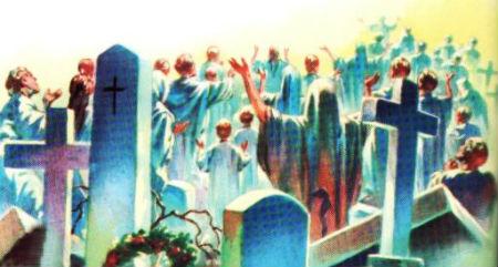 Par augšāmceltajiem