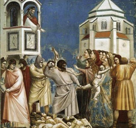 Par Betlēmes bērnu ciešanām