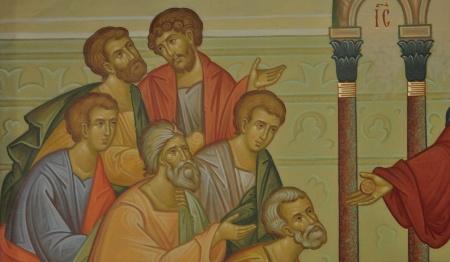 Par iekšēju vienību starp Kristu un Viņa ticīgajiem