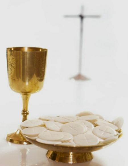 Par iešanu pie Dievgalda