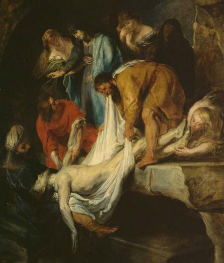 Par Jēzus nāvi