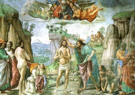 Par Kristības rituāla ārējo veidu: pagremdēšana vai apslacīšana?