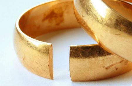 par laulības šķiršanu un šķirteņu laulību