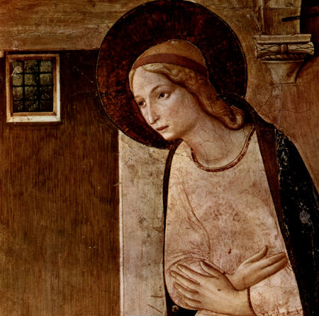 Par Marijas slavas dziesmu Dievam