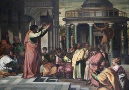 Par pagānu apustuli