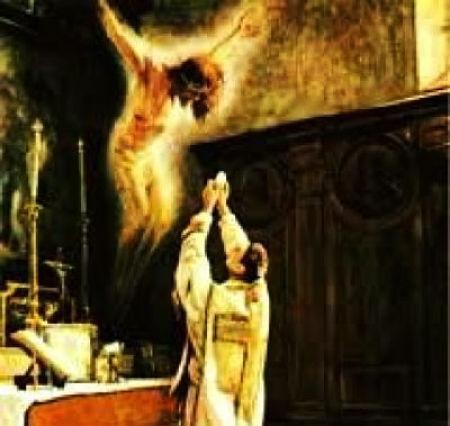Par Svēta Vakarēdiena upuri
