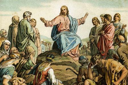 Par Tā Kunga Kalna sprediķi