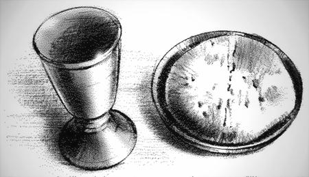 par Vakarēdienu un Kristus miesas ēšanu un asiņu dzeršanu