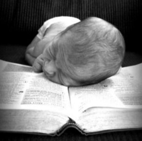 Par zīdaiņu ticību