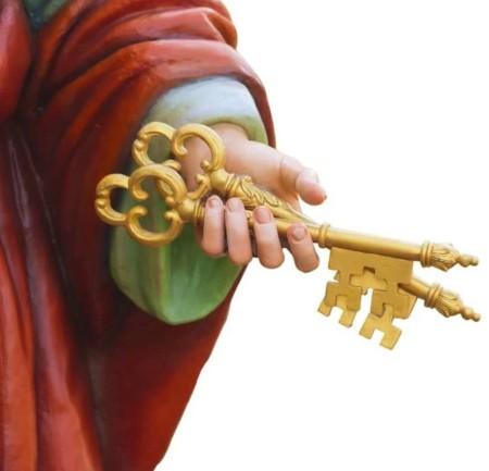 Patiesie Debesu Valstības atslēgu turētāji