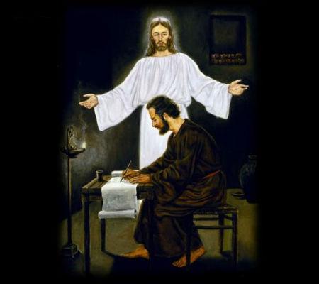 Pāvils Evaņģēliju saņēmis ne no cilvēkiem