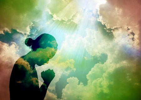 Piebilde Tēvreizes trešajai lūgšanai