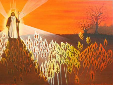 Pļaujas diena nāk