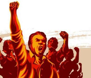 Politiska revolūcija ir ārpus normas robežām