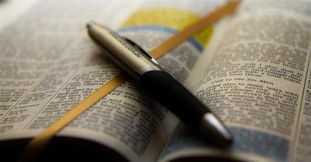 populārākie Bībeles panti