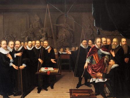 protestantu strīds par Svēto Vakarēdienu